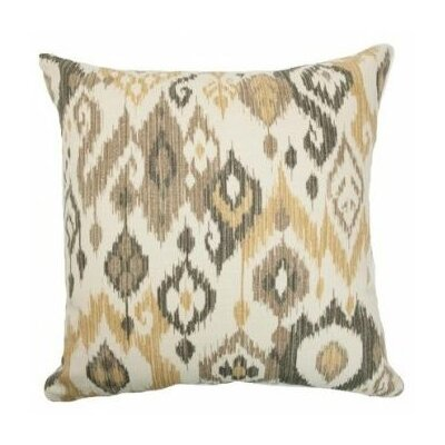 Odayle Ikat Cotton Throw Pillow Cover