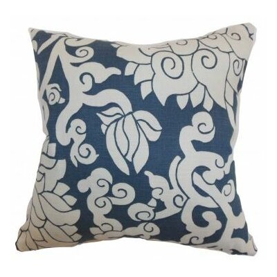 Erdenet Floral Throw Pillow Cover Size: 20 x 20
