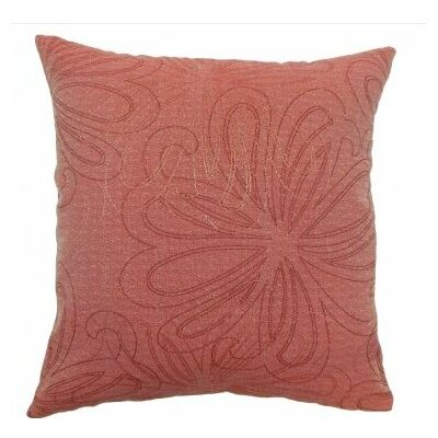 Pomona Floral Cotton Throw Pillow Cover