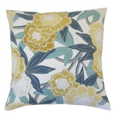 Iniabi Floral Throw Pillow Cover