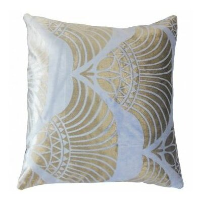 Parvaneh Geometric Cotton Throw Pillow Cover