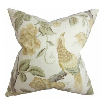 Champlin Floral Throw Pillow Cover