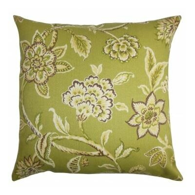 Walcott Floral Outdoor Throw Pillow Cover