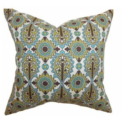 Yelimane Geometric Cotton Throw Pillow Cover