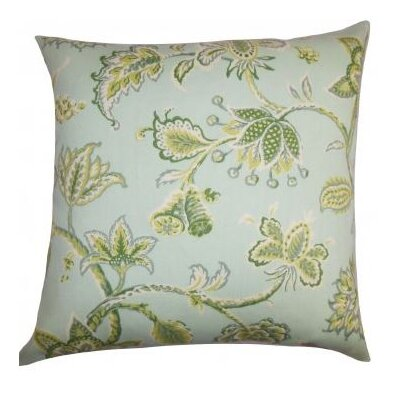 Rutland Floral Outdoor Throw Pillow Cover