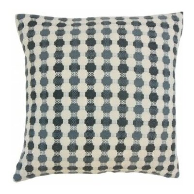 Gafnit Geometric Cotton Throw Pillow Cover
