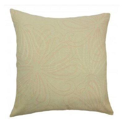 Pomona Floral Velvet Throw Pillow Cover
