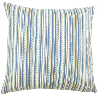 Charnell Striped Bedding Sham Size: Queen