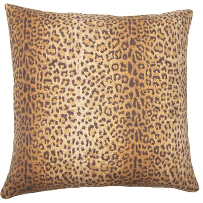 Achava Animal Print Bedding Sham Size: Euro
