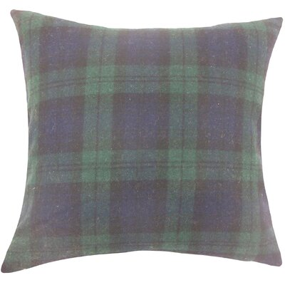 Camryn Plaid Bedding Sham Size: Queen