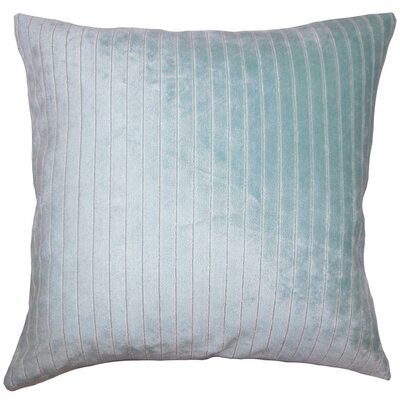 Wanbli Striped Bedding Sham Size: Euro