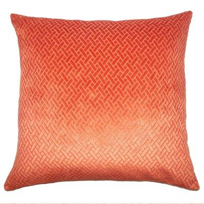 Walvia Solid Bedding Sham Size: Euro