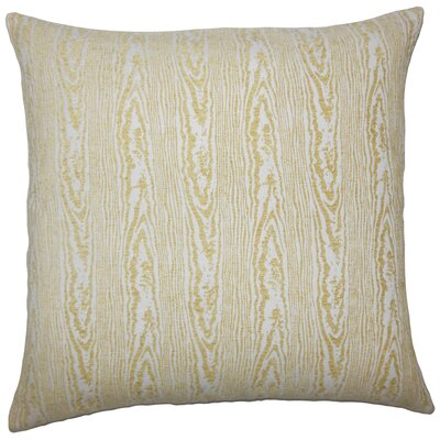 Yestin Marbled Bedding Sham Size: Euro