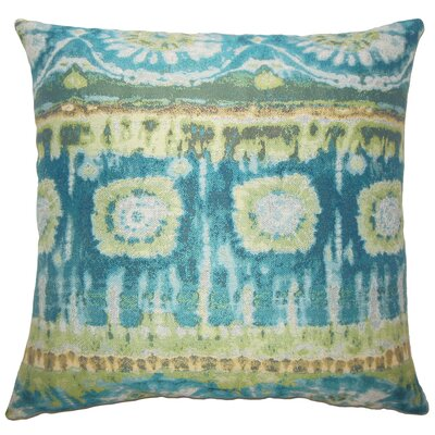 Pepijn Ikat Bedding Sham Size: Queen