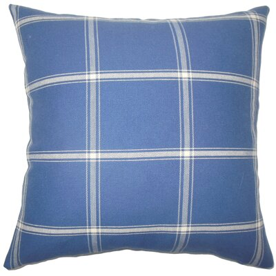 Vander Plaid Bedding Sham Size: King
