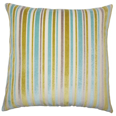 Lalana Striped Bedding Sham Size: Euro