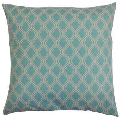 Panyin Geometric Outdoor Sham Size: Queen