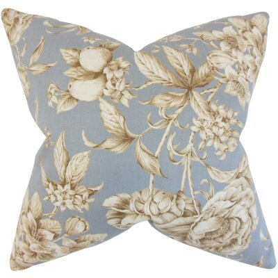 Clare Floral Bedding Sham Size: Queen