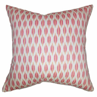 Ebb Geometric Bedding Sham Size: Queen