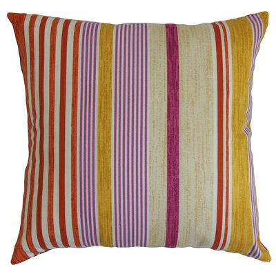 Usinsk Stripes Bedding Sham Size: King