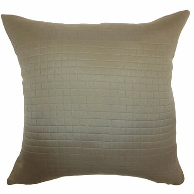 Maertisa Quilted Bedding Sham Size: Euro