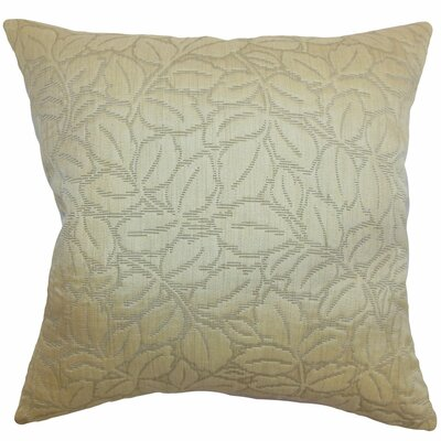 Chandlee Floral Bedding Sham Size: King