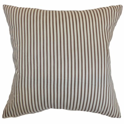 Daxiam Stripes Bedding Sham Size: Euro