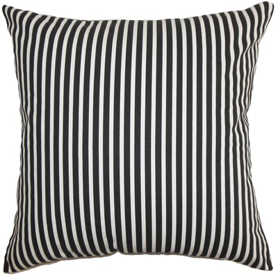 Elvy Stripes Bedding Sham Size: Euro
