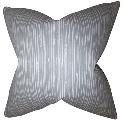 Hecuba Stripes Bedding Sham Size: Queen
