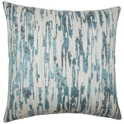 Xanti Graphic Throw Pillow Size: 20 H x 20 W x 5 D, Color: River