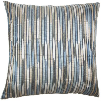 Oceane Striped Throw Pillow Size: 18 H x 18 W x 5 D