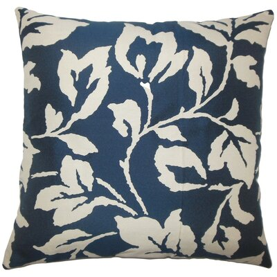 Solana Floral Throw Pillow Size: 18 H x 18 W x 5 D
