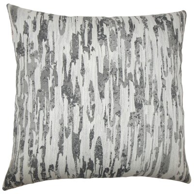 Xanti Graphic Throw Pillow Size: 18 H x 18 W x 5 D, Color: Birch
