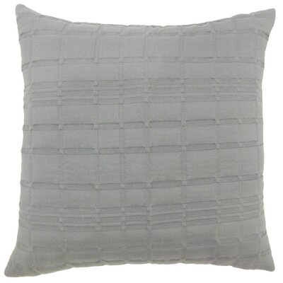 Welmoed Solid Throw Pillow Size: 20 H x 20 W x 5 D
