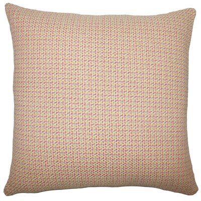 Paley Cotton Throw Pillow Size: 20 H x 20 W x 5 D, Color: Multi