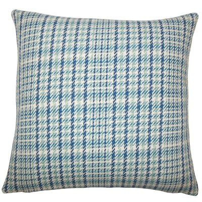 Utara Geometric Cotton Throw Pillow Size: 20 H x 20 W x 5 D