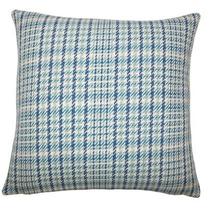 Utara Geometric Cotton Throw Pillow Size: 18 H x 18 W x 5 D