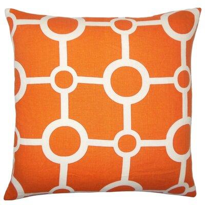 Ugra Geometric Throw Pillow Size: 18 H x 18 W x 5 D