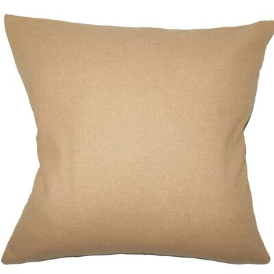 Xadrian Wool Throw Pillow Size: 20 H x 20 W x 5 D