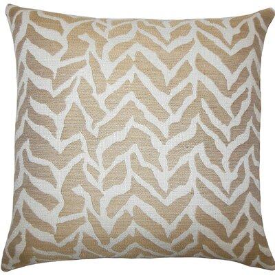 Wakinyela Geometric Throw Pillow Size: 18 H x 18 W x 5 D