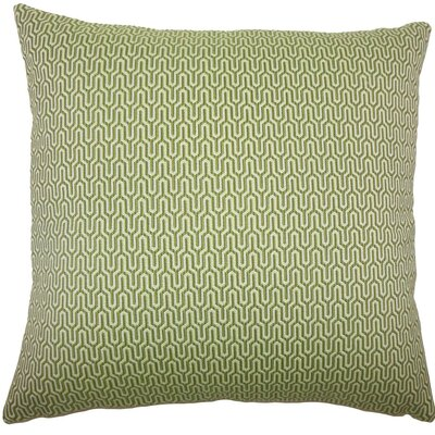 Pandora Geometric Throw Pillow Size: 20 H x 20 W x 5 D, Color: Jungle