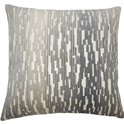 Yohance Geometric Throw Pillow Size: 18 H x 18 W x 5 D