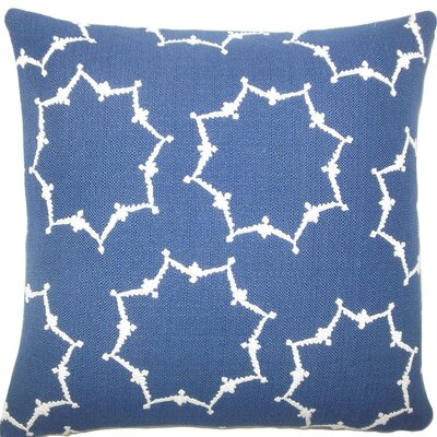 Nayati Geometric Throw Pillow Size: 18 H x 18 W x 5 D