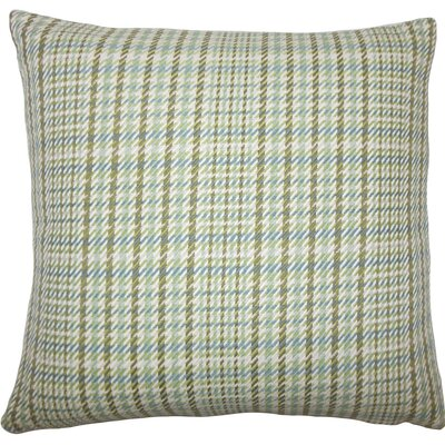 Zenjiro Cotton Throw Pillow Size: 18 H x 18 W x 5 D