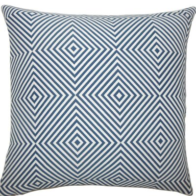 Upton Geometric Throw Pillow Size: 18 H x 18 W x 5 D