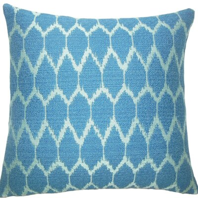Paratyl Geometric Throw Pillow Size: 18 H x 18 W x 5 D