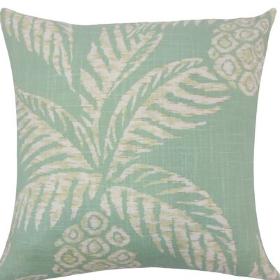 Ziraili Floral Throw Pillow Size: 20 H x 20 W x 5 D