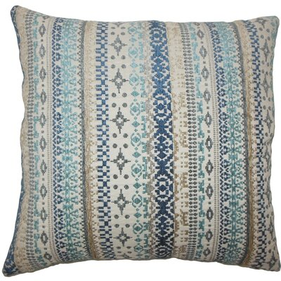 Valko Ikat Throw Pillow Size: 18 H x 18 W x 5 D