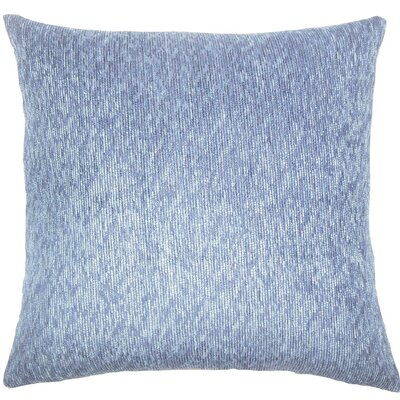 Haide Solid Throw Pillow Size: 18 H x 18 W x 5 D