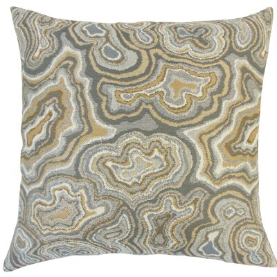 Ull Graphic Throw Pillow Size: 18 H x 18 W x 5 D